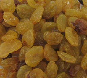 Raisins - Golden (5 lbs)